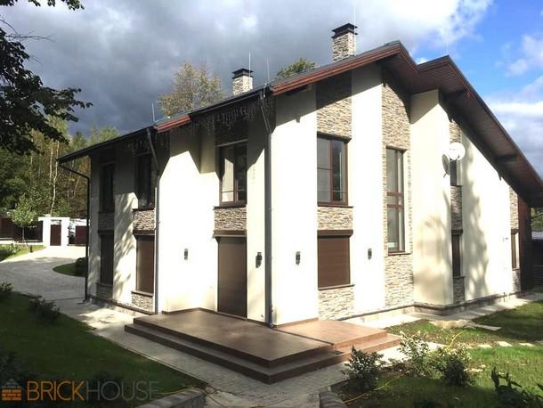 Дом шале в КП Новолеоново