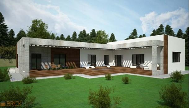 Проекты загородных домов из керамических блоков и их возведение