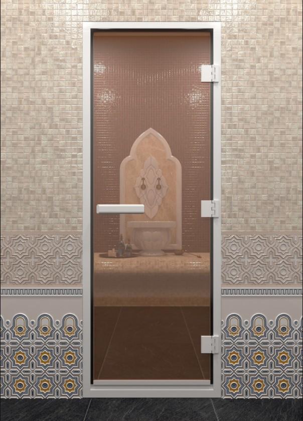 Дверь «Хамам Бронза»