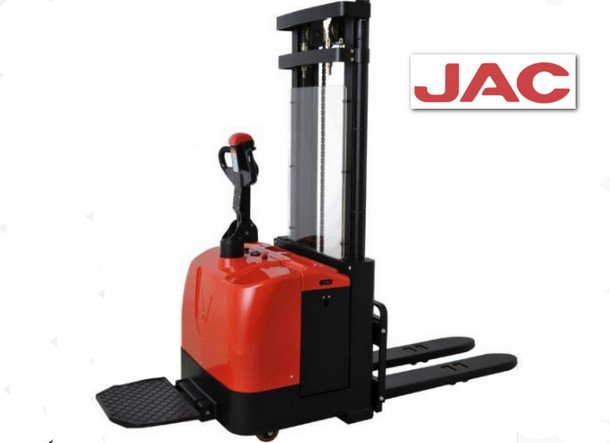 Электроштабелер JAC CDD 12