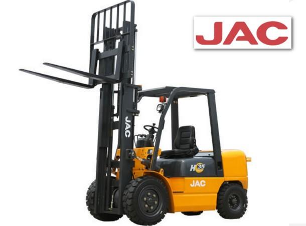 JAC CPCD 35 H Дизельный вилочный погрузчик