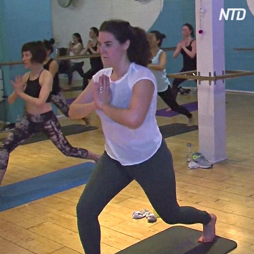Фитнес в Голливуде: йога и балет плюс активные тренировки