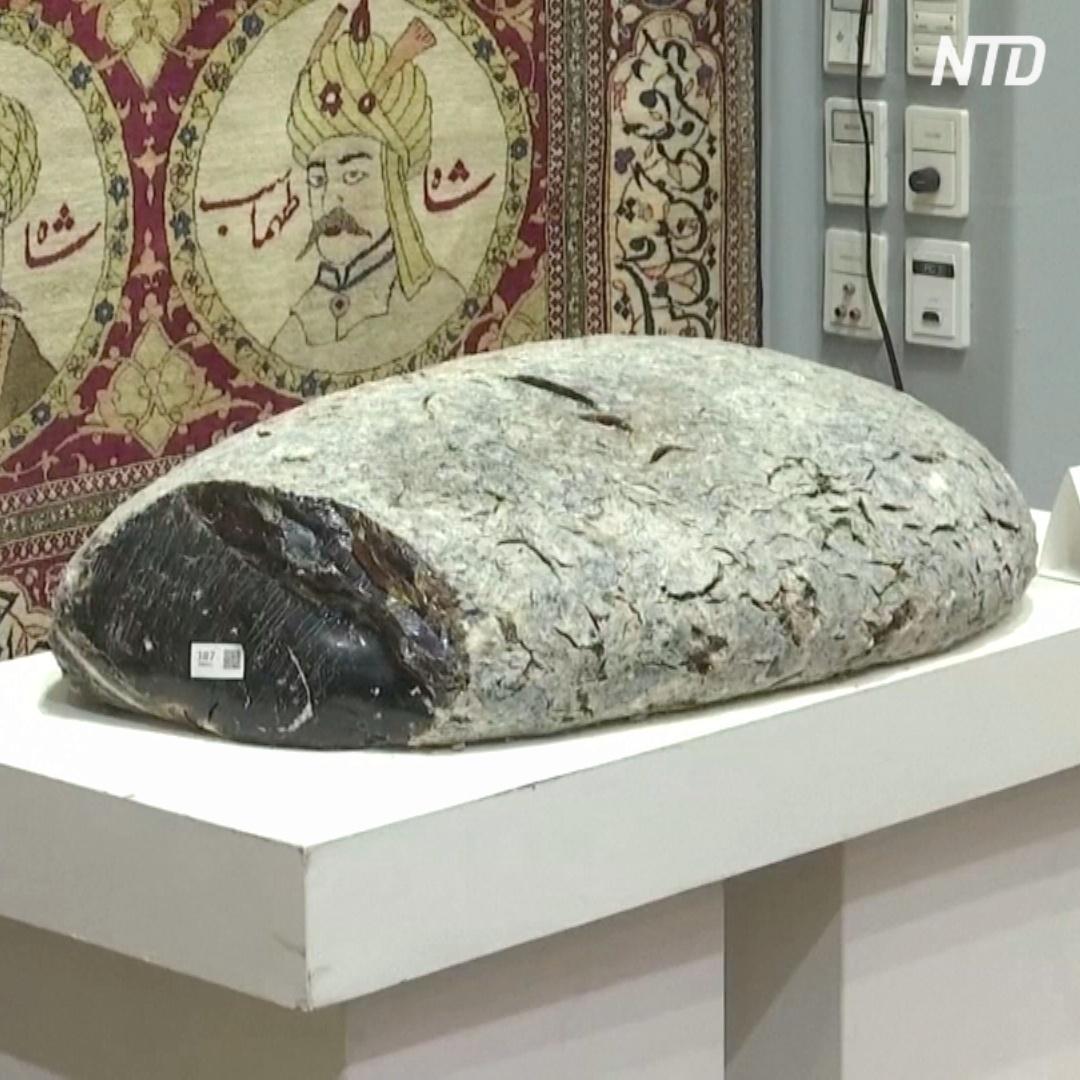 Огромный копал весом 38,5 кг продали на аукционе за $19,5 тыс.