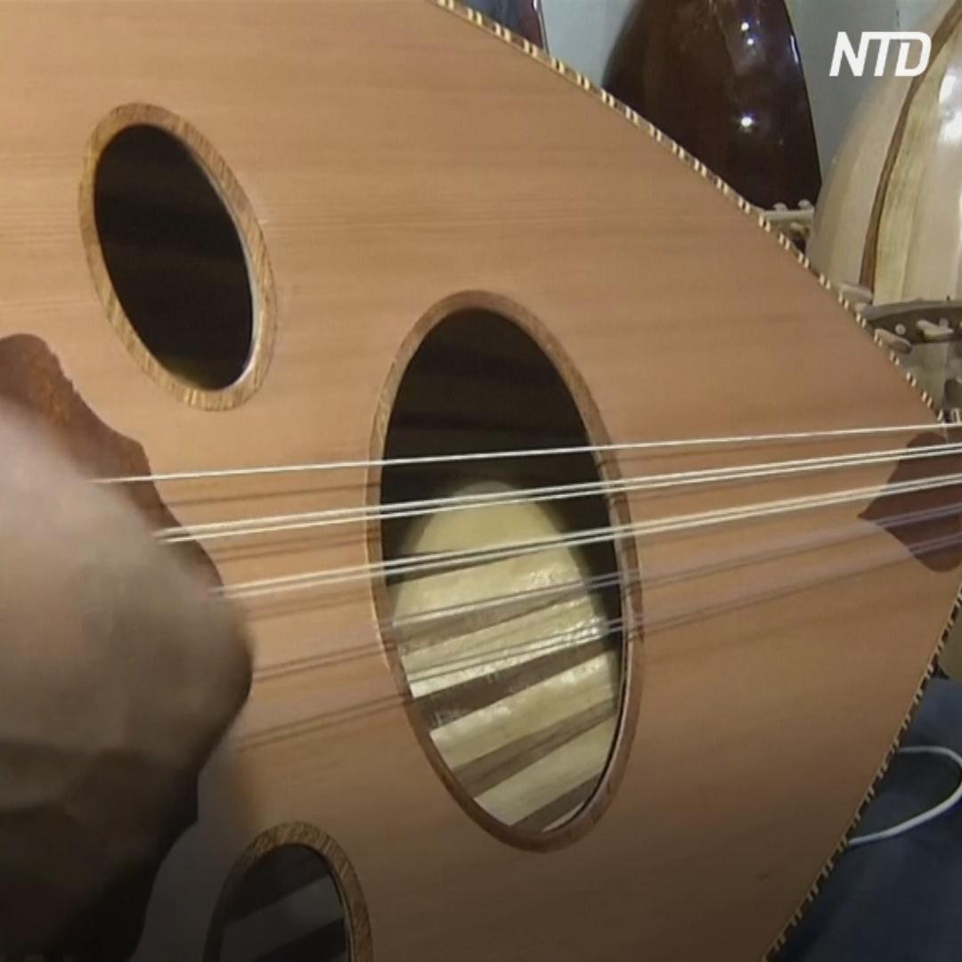 Почему саудовцы больше не боятся покупать музыкальные инструменты