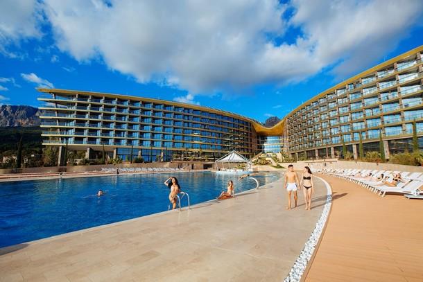 Отель Mriya Resort & Spa 5* Ялта