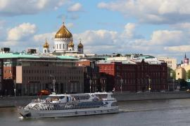 Прогулки по Москва-реке