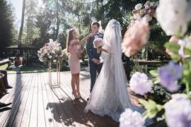 Свадьба – в загородном отеле