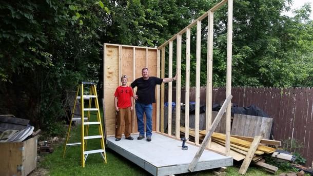 2 12 - Как подросток построил дом