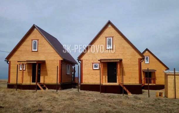 Строим дома по всей России