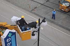 Жители Футабы недовольны темпами восстановления в преддверии эстафеты олимпийского факела