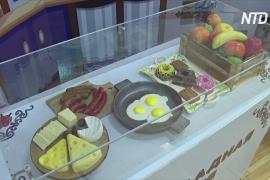 Пингвины, сосиски и рояль: шоколадное искусство представили в Екатеринбурге