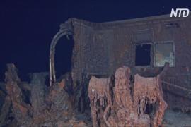 С «Титаника» хотят поднять радиотелеграф «Макрони»