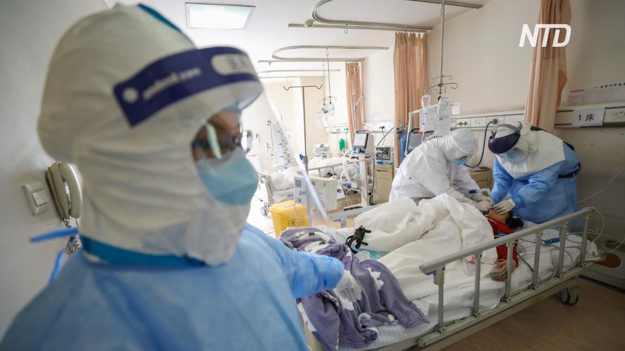Число заражённых коронавирусом в мире превысило 93 тысячи человек