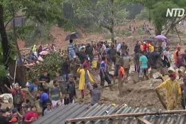 Наводнения и оползни в Бразилии: десятки жертв