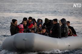 Греция пресекла 35 000 попыток нелегального перехода мигрантов из Турции