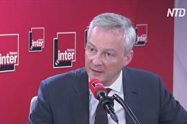 Минфин Франции призвал ЕС разработать план поддержки экономики в свете коронавируса