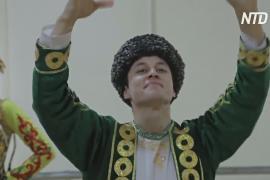 Традиции хорезмского танца лязги бережно хранят в Узбекистане