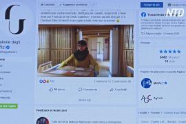 Галерея Уффици во Флоренции предлагает прогуляться по её залам онлайн