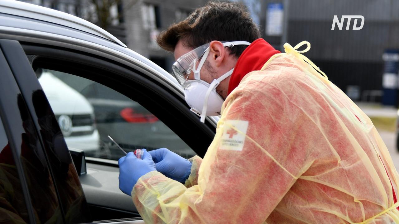 ВОЗ призвала страны активнее тестировать людей на коронавирус