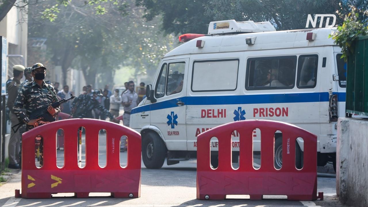В Индии казнили четверых участников группового изнасилования и убийства
