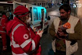 Бездомные Италии оказались в опасности из-за карантина