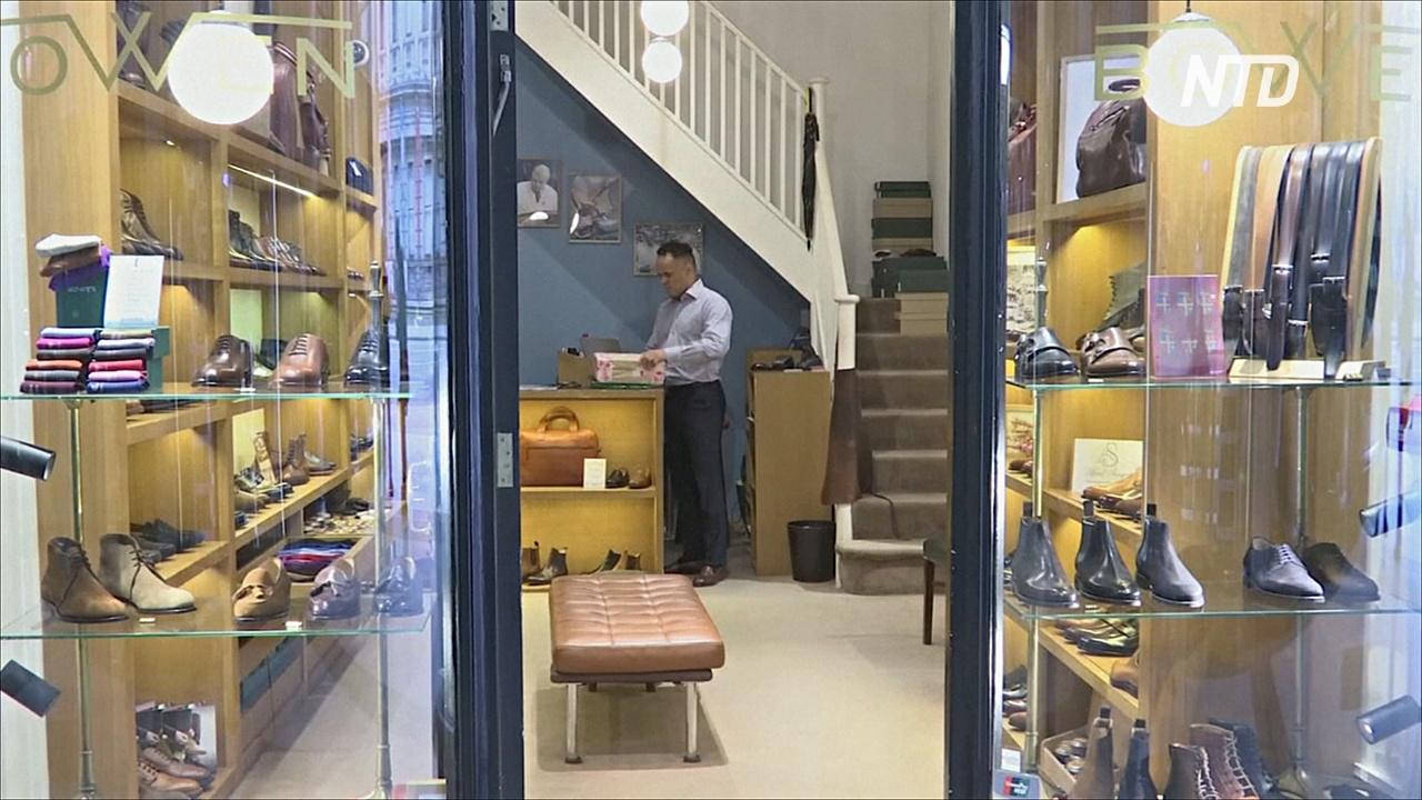 Британские магазины: «Такое ощущение, что сейчас военное время»