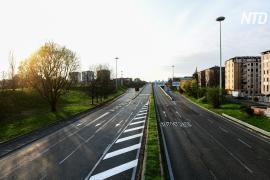 Италия ужесточает карантин: закрываются все предприятия, кроме критически важных