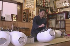 Производители традиционных фонарей в Токио боятся за бизнес из-за эпидемии