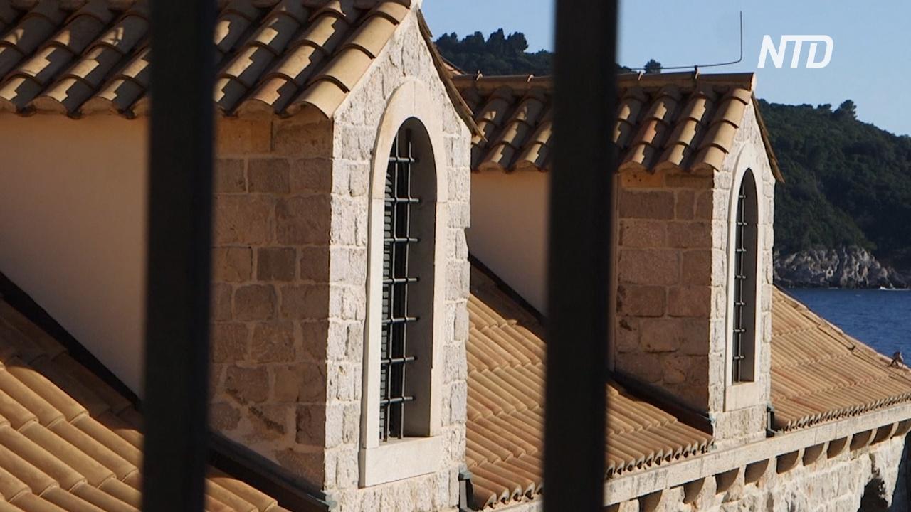 В Хорватии путешественников отправляли на карантин ещё в XIV веке