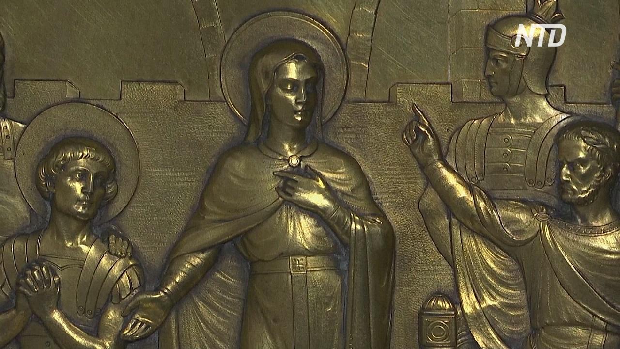 В Германии вспомнили о св. Короне – покровительнице людей во времена эпидемий