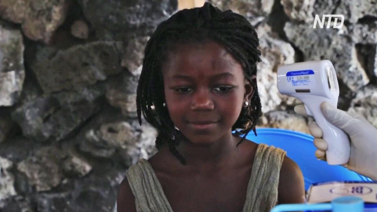 В ДР Конго две недели нет новых случаев заболевания Эболой