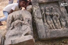 В Индии нашли остатки города возрастом более 4000 лет