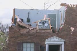 На Теннесси обрушилась серия торнадо: не менее 25 погибших