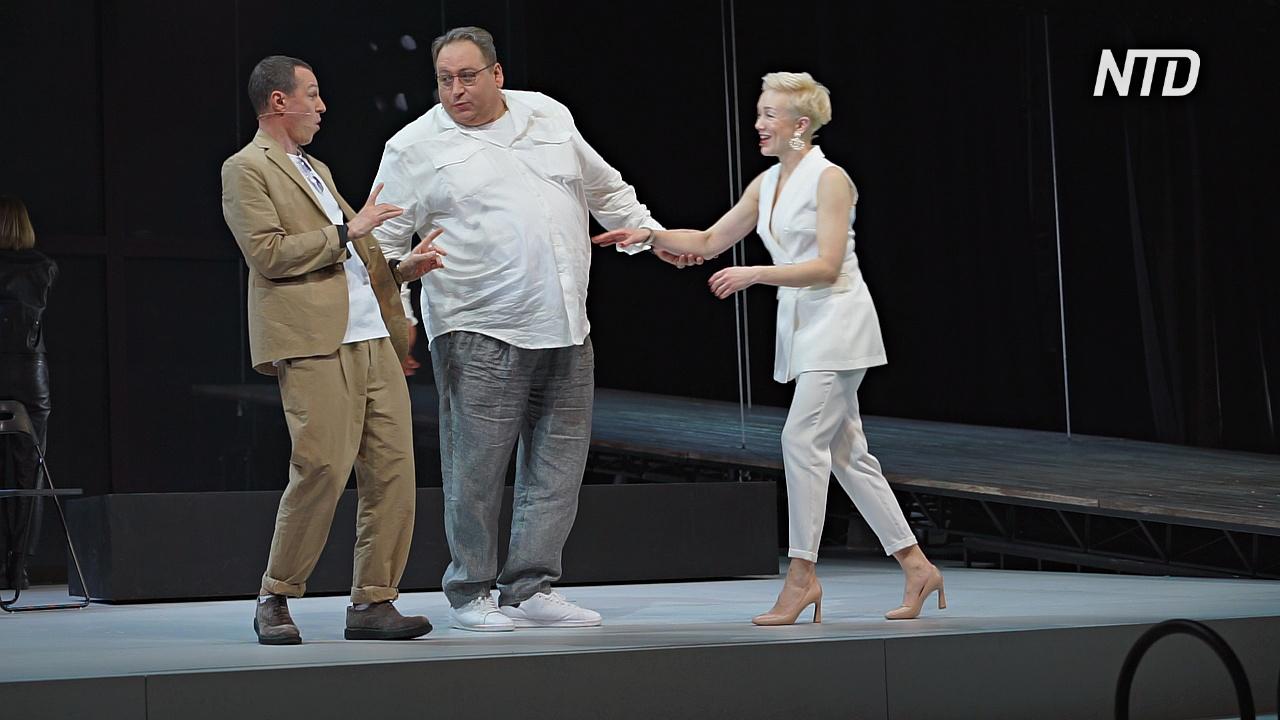«Чайка» вернулась в МХТ: на сцене – Дарья Мороз, Игорь Верник, Паулина Андреева