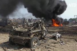 Взрыв нефтепровода в Лагосе: не менее 15 погибших