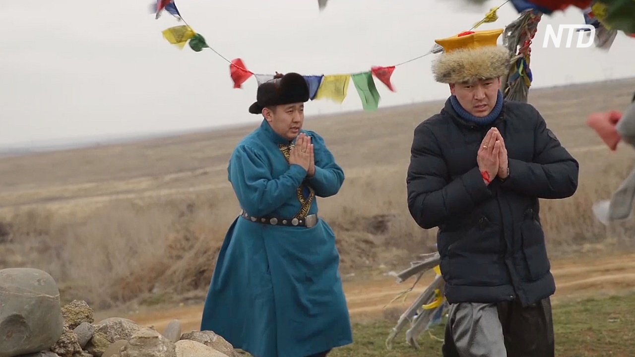 Калмыки встречают Цаган Сар – Новый год по лунно-солнечному календарю