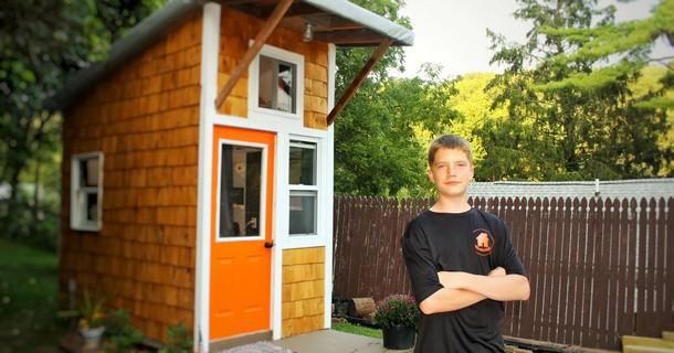 5 7 - Как подросток построил дом