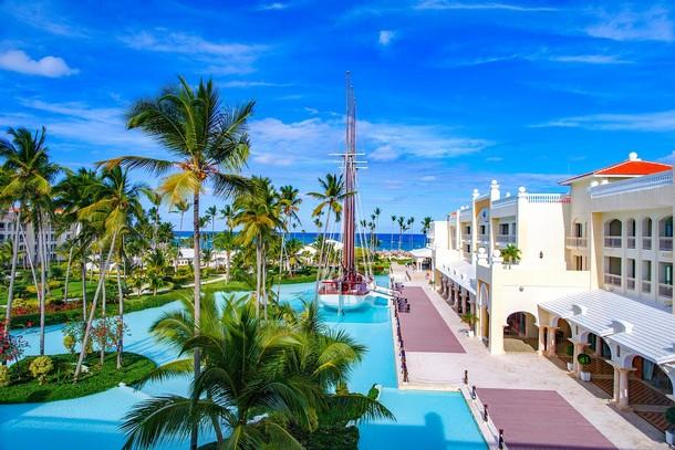 Курс – на Доминикану