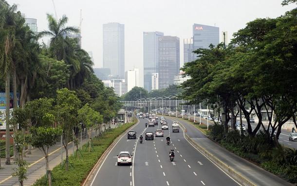 Туристическая Джакарта, и стоит ли ехать