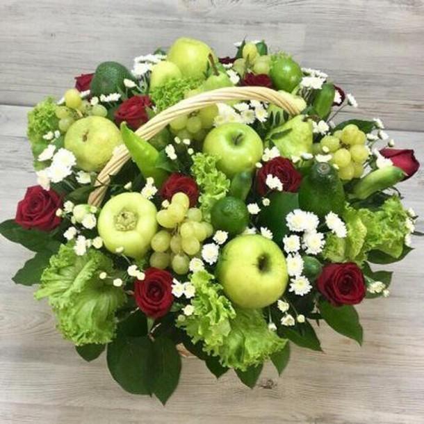 Fruktovaya korzina 12 - Оазис красоты и вкуса