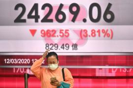 Глобальное распространение COVID-19 может помешать экономике КНР восстановиться
