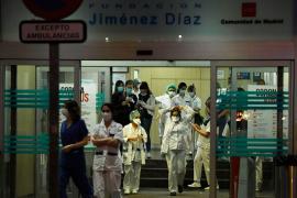 Мадридские больницы не справляются с наплывом инфицированных коронавирусом