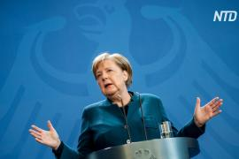 Меркель прошла первичное обследование на коронавирус