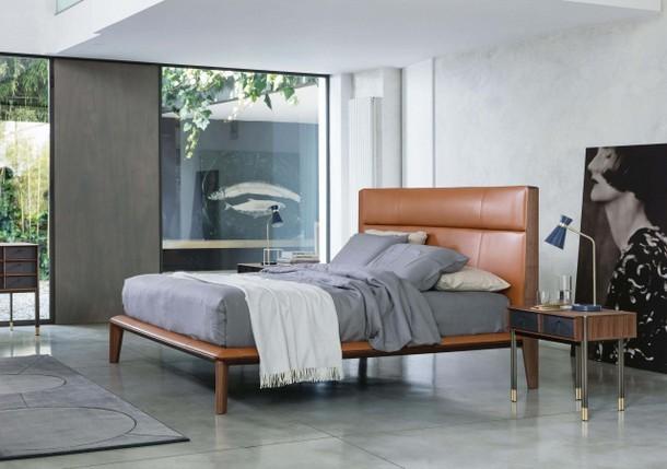 Итальянская кровать Porada Nyan