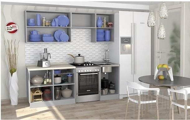 KUHNYA SOFIYA 21M BELYJ METALLIK - Новый подход в мире мебели