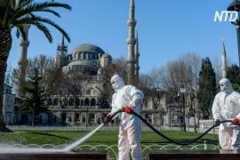 Турция: заражённых коронавирусом уже 30