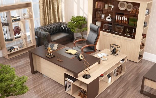 Как организовать рабочий кабинет дома?