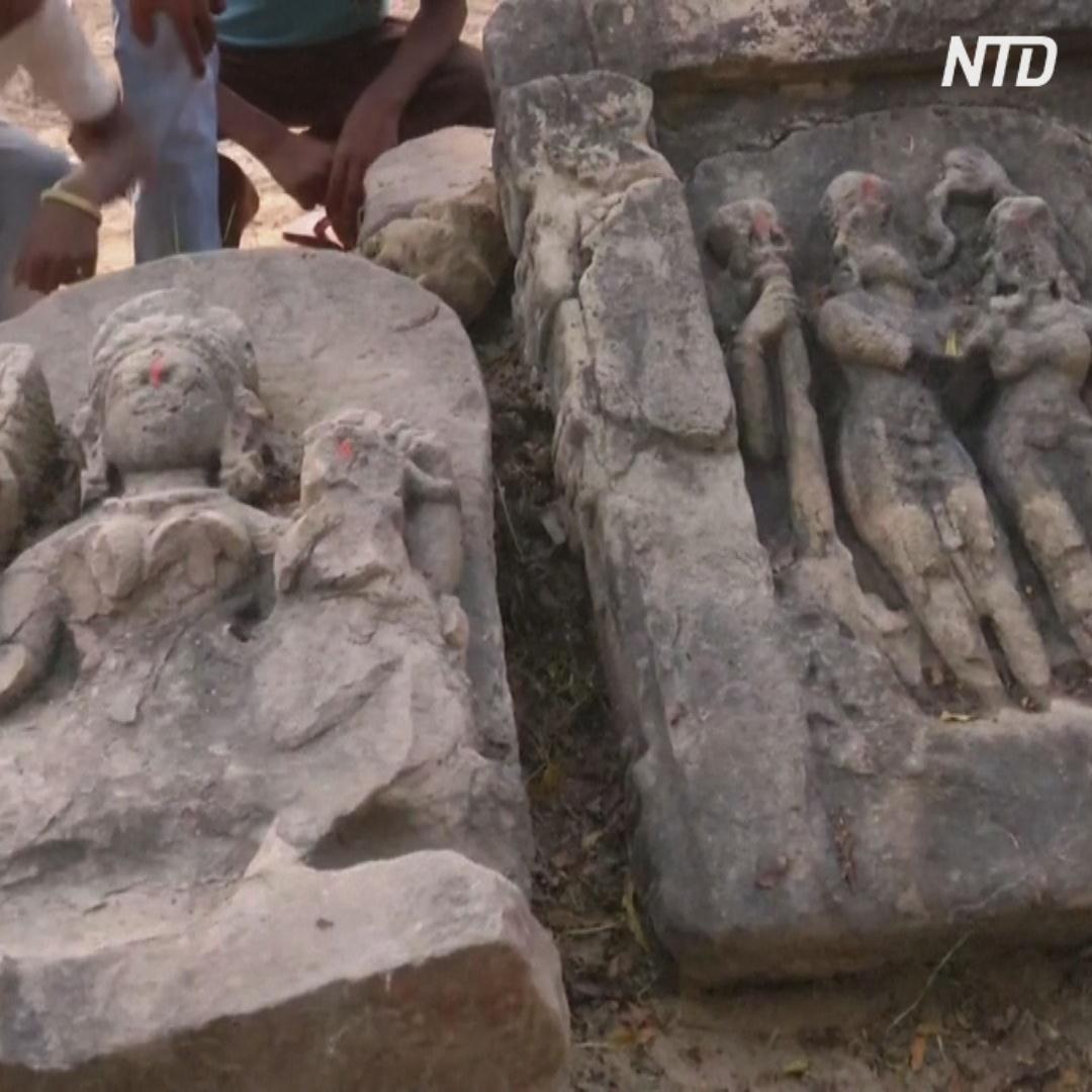 Руины города возрастом более 4000 лет нашли в Индии
