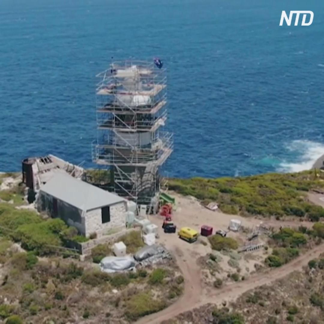 В Австралии восстановят один из старейших маяков