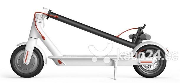 Электрический самокат Xiaomi MiJia M365 EU, белый